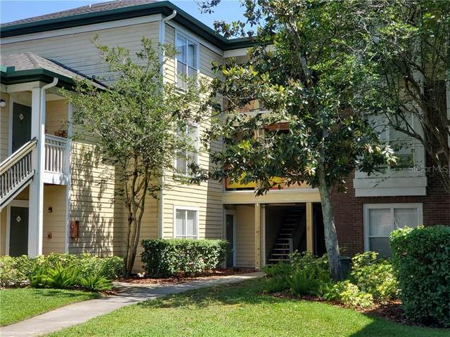 10110 Winsford Oak Boulevard #604, Tampa, FL 33624 (MLS #O5937988) :: Team Bohannon Keller Williams, Tampa Properties