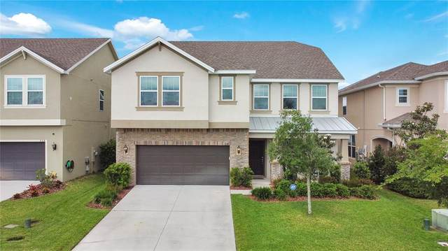 734 Maple Leaf Loop, Winter Springs, FL 32708 (MLS #O5937994) :: Tuscawilla Realty, Inc