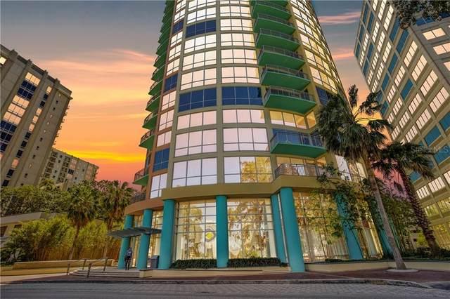 322 E Central Boulevard #804, Orlando, FL 32801 (MLS #O5938025) :: CENTURY 21 OneBlue