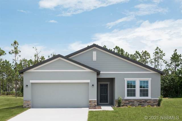 3074 Gibraltar Boulevard, New Smyrna Beach, FL 32168 (MLS #O5938040) :: The Hustle and Heart Group