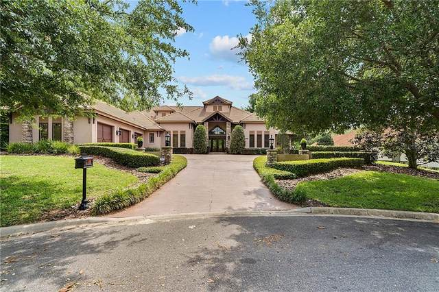 32552 Hawks Lake Lane, Sorrento, FL 32776 (MLS #O5938069) :: The Nathan Bangs Group