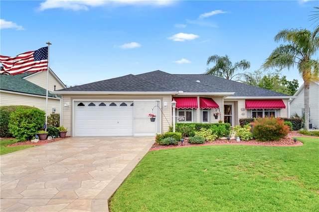 1517 Oak Forest Drive, The Villages, FL 32162 (MLS #O5938121) :: Bustamante Real Estate