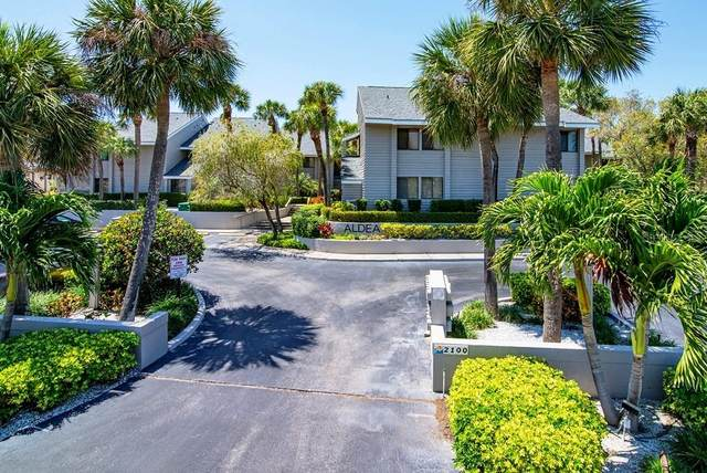 2100 Gulf Boulevard #18, Belleair Beach, FL 33786 (MLS #O5938183) :: Gate Arty & the Group - Keller Williams Realty Smart