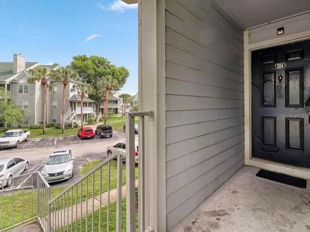 6154 Westgate Drive #204, Orlando, FL 32835 (MLS #O5938202) :: Sarasota Property Group at NextHome Excellence