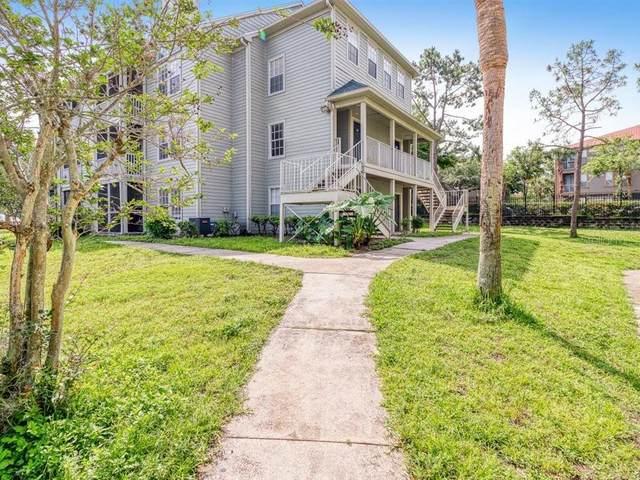 6160 Westgate Drive #204, Orlando, FL 32835 (MLS #O5938209) :: Sarasota Property Group at NextHome Excellence