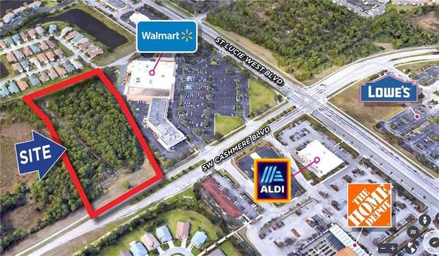 200 SW Cashmere Boulevard, Port Saint Lucie, FL 34986 (MLS #O5938346) :: Globalwide Realty