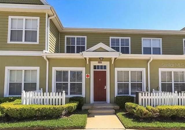 2611 Gala Road N #105, Kissimmee, FL 34746 (MLS #O5938436) :: Team Bohannon Keller Williams, Tampa Properties
