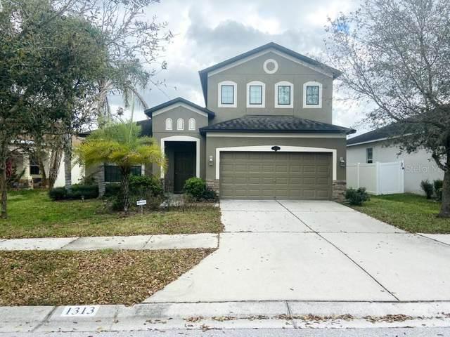 1313 Misty Valley Drive, Brandon, FL 33510 (MLS #O5938506) :: Bustamante Real Estate