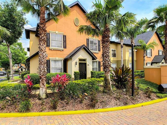 6033 Westgate Drive #611, Orlando, FL 32835 (MLS #O5938571) :: Bustamante Real Estate