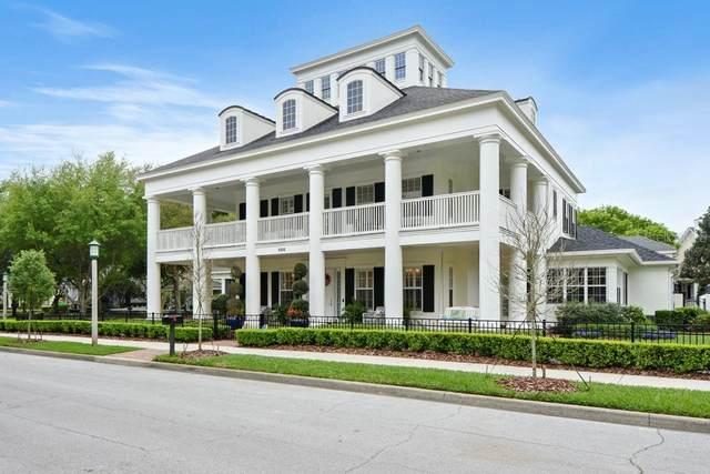 500 Longmeadow Street, Celebration, FL 34747 (MLS #O5938603) :: Gate Arty & the Group - Keller Williams Realty Smart