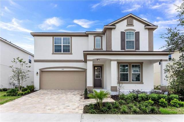 1767 Caribbean View Terrace, Kissimmee, FL 34747 (MLS #O5938650) :: Rabell Realty Group