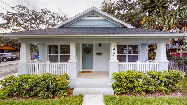 1413 7TH ST S, St Petersburg, FL 33701 (MLS #O5938693) :: Rabell Realty Group