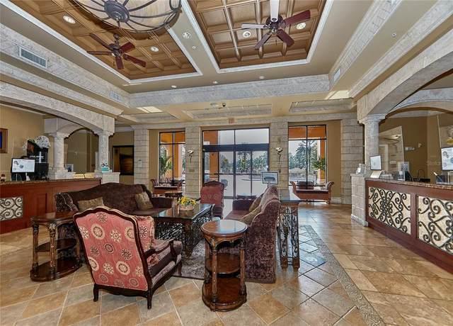 12527 Floridays Resort Drive 610-E, Orlando, FL 32821 (MLS #O5938744) :: Kelli and Audrey at RE/MAX Tropical Sands