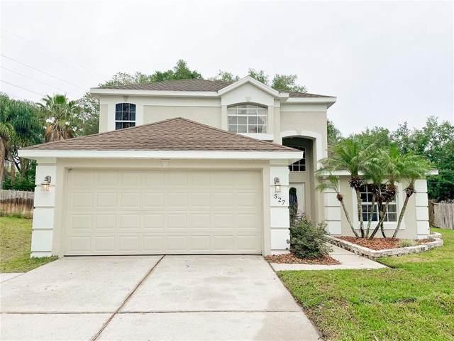 527 Randon Terrace, Lake Mary, FL 32746 (MLS #O5938768) :: Bob Paulson with Vylla Home