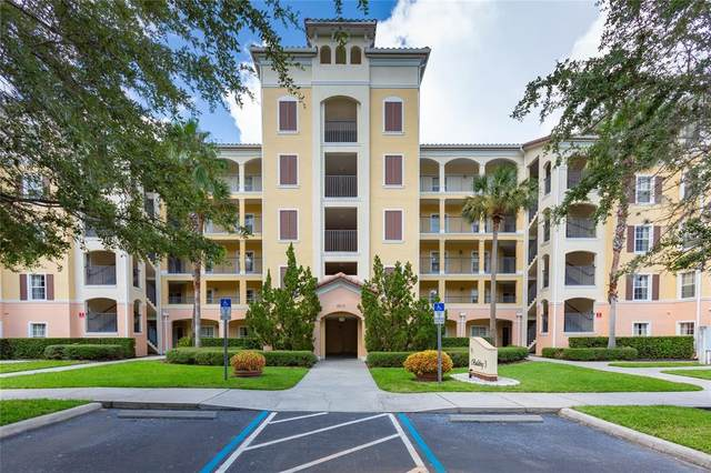 8815 Worldquest Boulevard #3103, Orlando, FL 32821 (MLS #O5938825) :: The Brenda Wade Team