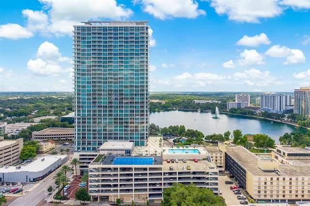 150 E Robinson Street #2605, Orlando, FL 32801 (MLS #O5938829) :: Sarasota Property Group at NextHome Excellence