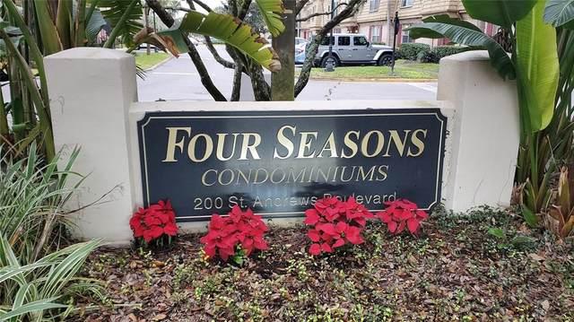 200 Saint Andrews Boulevard #2212, Winter Park, FL 32792 (MLS #O5939172) :: Visionary Properties Inc
