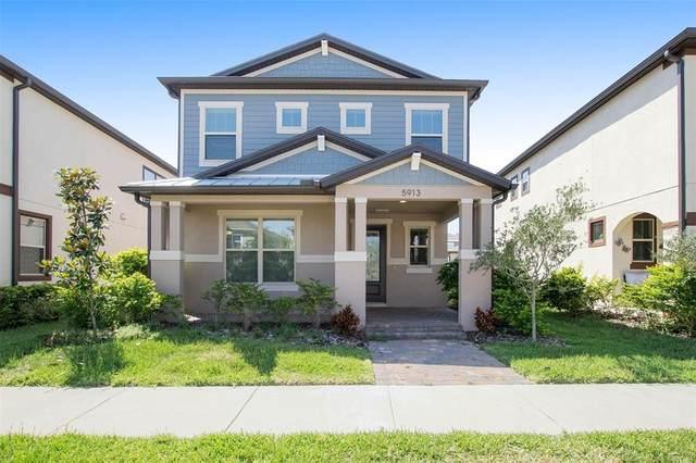 5913 Caldera Ridge Drive, Lithia, FL 33547 (MLS #O5939220) :: Medway Realty