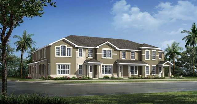 10033 Eagle Rock Alley Lot 45, Orlando, FL 32832 (MLS #O5939343) :: CGY Realty