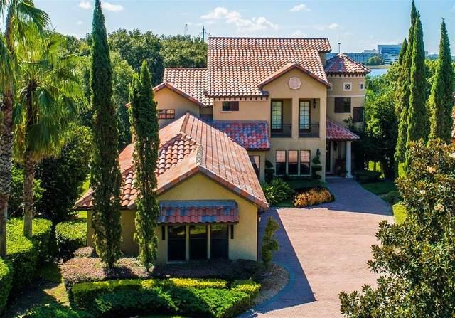 7051 Phillips Cove Court, Orlando, FL 32819 (MLS #O5939369) :: The Kardosh Team
