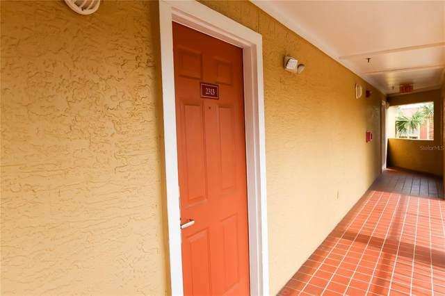 6337 Parc Corniche Drive #2313, Orlando, FL 32821 (MLS #O5939423) :: Godwin Realty Group