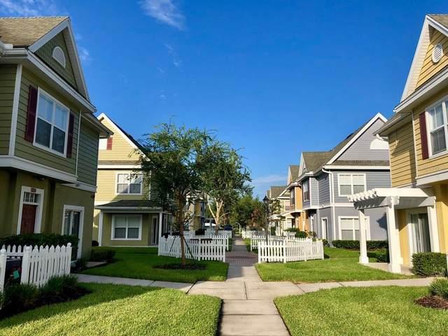 2602 Lodi Circle #105, Kissimmee, FL 34746 (MLS #O5939493) :: Visionary Properties Inc