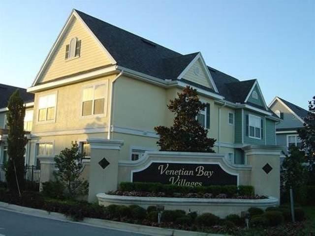 4011 Venetian Bay Drive #105, Kissimmee, FL 34741 (MLS #O5939544) :: Sarasota Property Group at NextHome Excellence