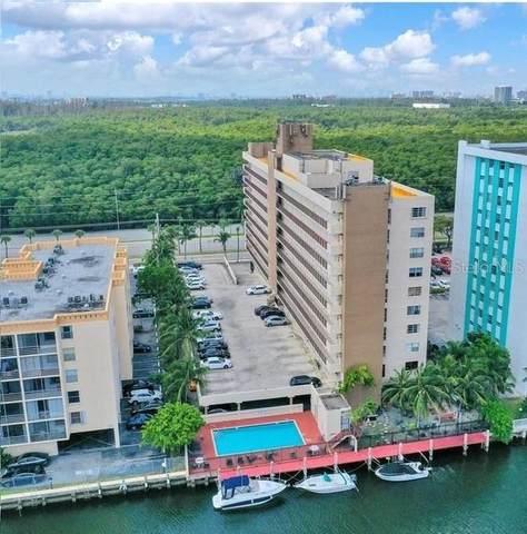 2903 Ne 163Rd St #409, Miami, FL 33160 (MLS #O5939597) :: RE/MAX Marketing Specialists