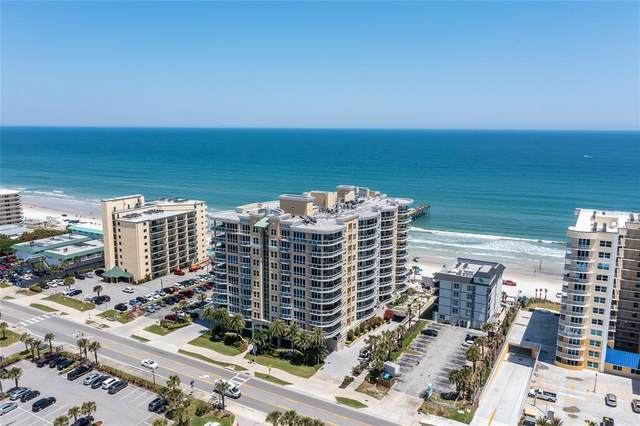 3703 S Atlantic Avenue #302, Daytona Beach Shores, FL 32118 (MLS #O5939723) :: Visionary Properties Inc