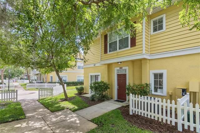 2609 Gala Road N #108, Kissimmee, FL 34746 (MLS #O5939812) :: Visionary Properties Inc