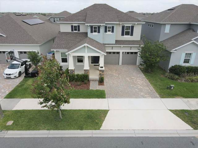 7561 Tangerine Knoll Loop, Winter Garden, FL 34787 (MLS #O5939857) :: The Brenda Wade Team