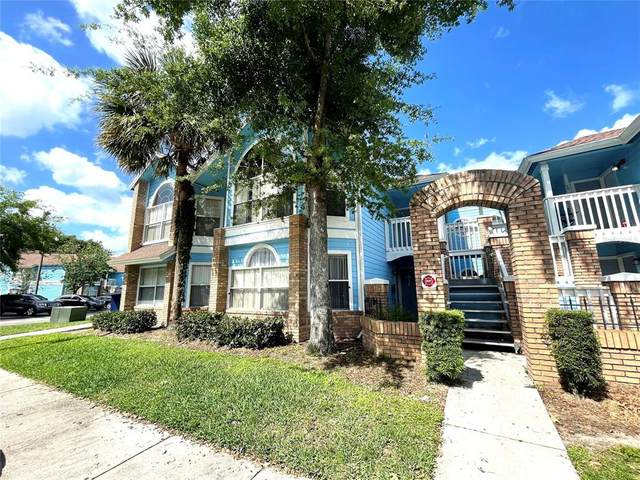 2741 N Poinciana Boulevard #51, Kissimmee, FL 34746 (MLS #O5939885) :: Realty One Group Skyline / The Rose Team