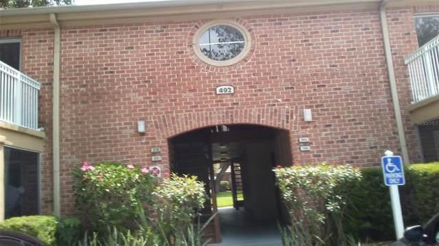 492 Banyon Tree Circle #200, Maitland, FL 32751 (MLS #O5940135) :: Sarasota Property Group at NextHome Excellence