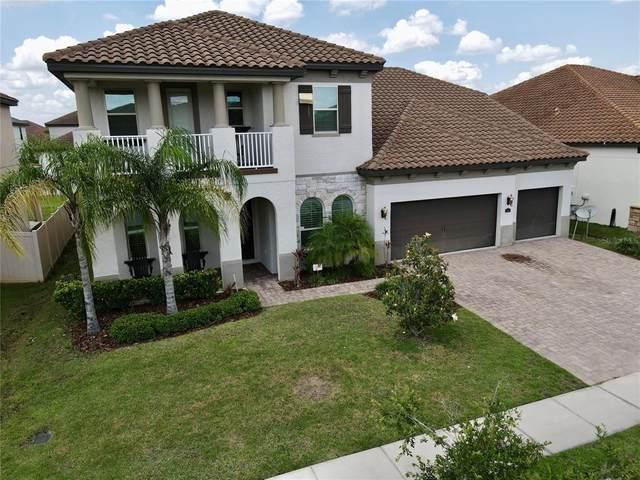 8491 Pippen Drive, Orlando, FL 32836 (MLS #O5940179) :: Your Florida House Team