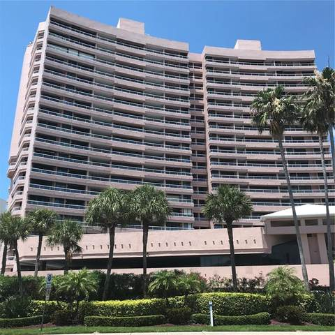 1340 Gulf Boulevard 6B, Clearwater, FL 33767 (MLS #O5940282) :: Pepine Realty