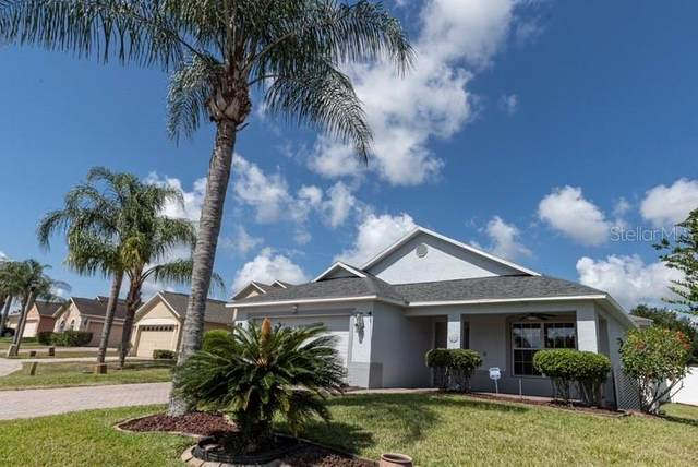 101 Knightsbridge Circle, Davenport, FL 33896 (MLS #O5940314) :: Your Florida House Team