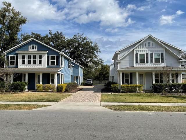 3037B E Jefferson Street, Orlando, FL 32803 (MLS #O5940408) :: Your Florida House Team