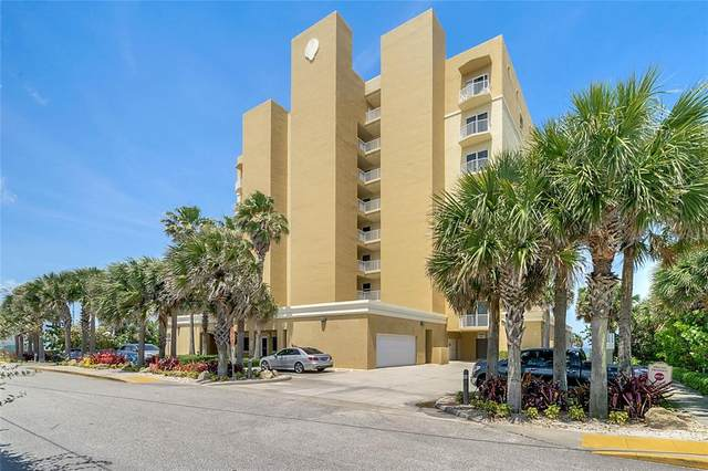 1705 S Atlantic Avenue #703, New Smyrna Beach, FL 32169 (MLS #O5940460) :: Bustamante Real Estate
