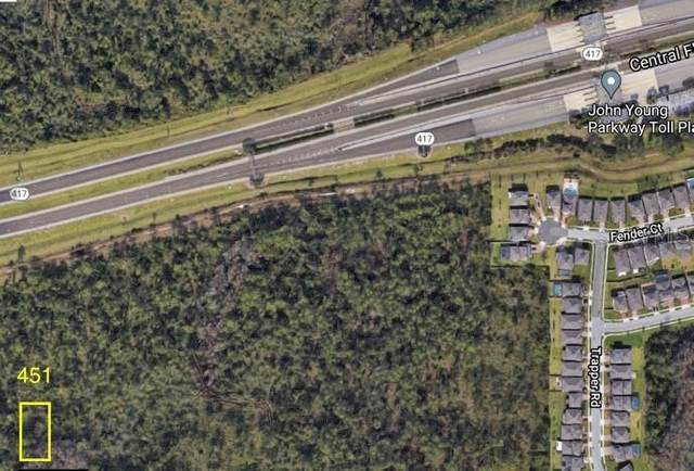 Lot 451 S Apopka Vineland Road, Orlando, FL 32821 (MLS #O5940472) :: Premier Home Experts