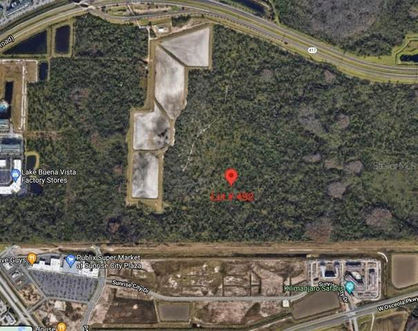 Lot 492 S Apopka Vineland Road, Orlando, FL 32821 (MLS #O5940497) :: Premier Home Experts