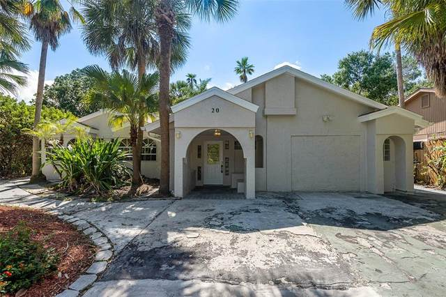 20 Chip Court, Kissimmee, FL 34759 (MLS #O5940504) :: Griffin Group