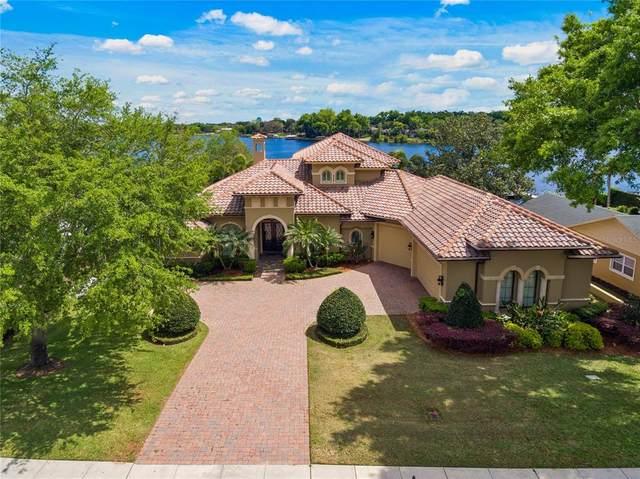 2485 Jennifer Hope Boulevard, Longwood, FL 32779 (MLS #O5940556) :: Team Bohannon Keller Williams, Tampa Properties