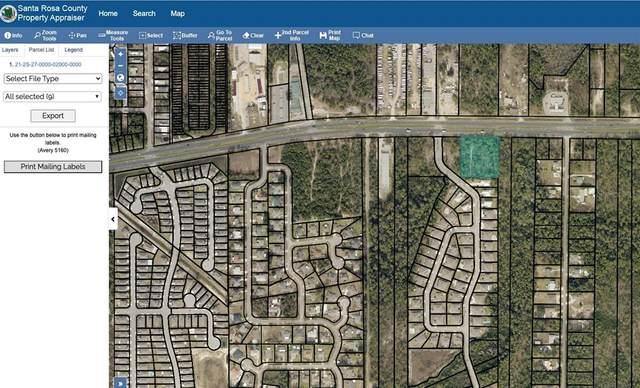 6091 Gulf Breeze Parkway, GULF BREEZE, FL 32563 (MLS #O5940646) :: Armel Real Estate