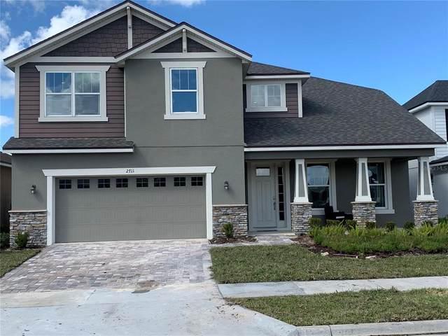 2711 Stonegate Drive, Ocoee, FL 34761 (MLS #O5940662) :: Armel Real Estate