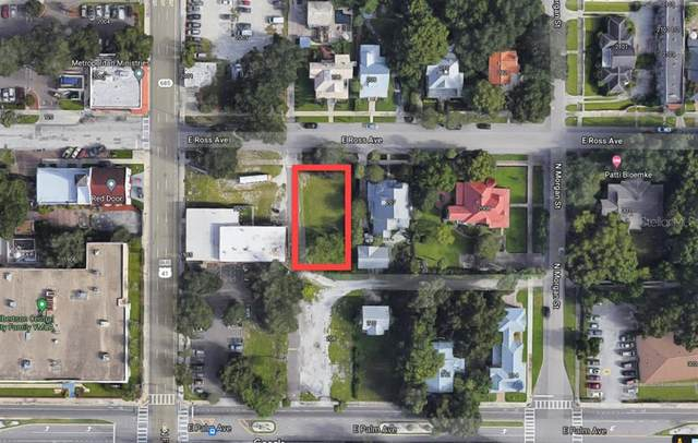 1909 N Florida Avenue Rear, Tampa, FL 33602 (MLS #O5940663) :: Premier Home Experts