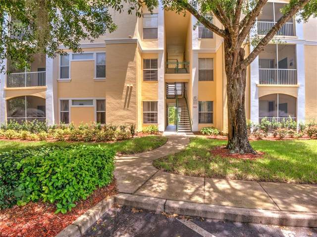 8915 Legacy Court #101, Kissimmee, FL 34747 (MLS #O5940747) :: Sarasota Property Group at NextHome Excellence
