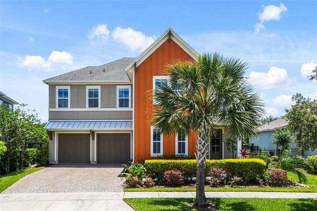 9254 Reymont Street, Orlando, FL 32827 (MLS #O5940761) :: Positive Edge Real Estate