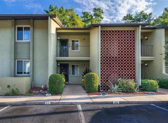 8 Escondido Circle #77, Altamonte Springs, FL 32701 (MLS #O5940775) :: Pepine Realty