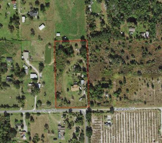 5751 Leon Tyson Road, Saint Cloud, FL 34771 (MLS #O5940978) :: Bob Paulson with Vylla Home