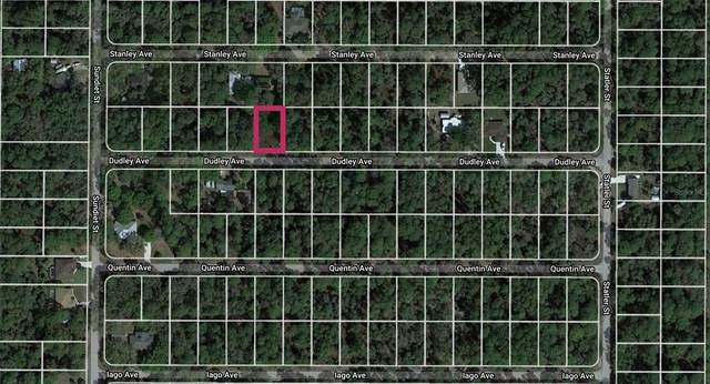 17404 Dudley Avenue, Port Charlotte, FL 33954 (MLS #O5941153) :: CGY Realty